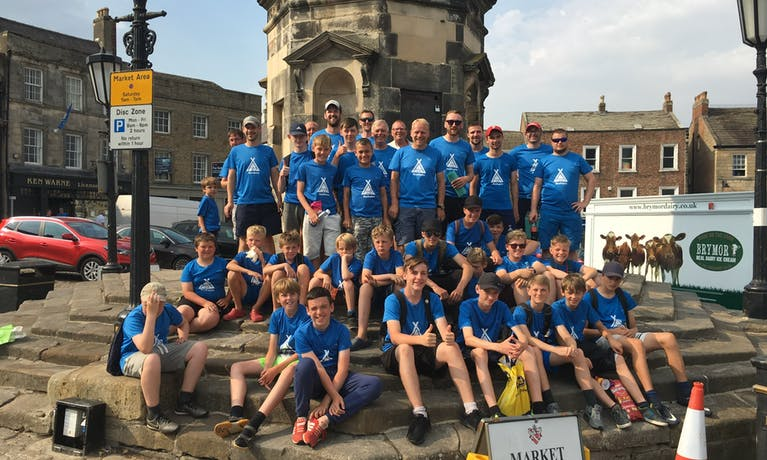 Stockton 16th Boys Brigade