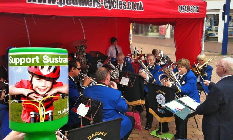 Marske Brass Band Est 1875