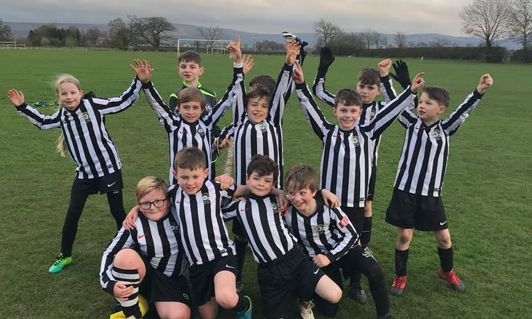 Great Ayton U10's