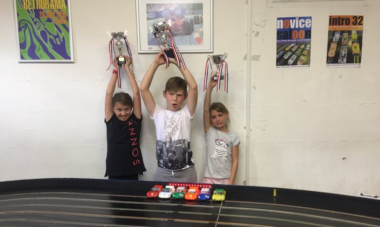 Teesside Slot Car Club