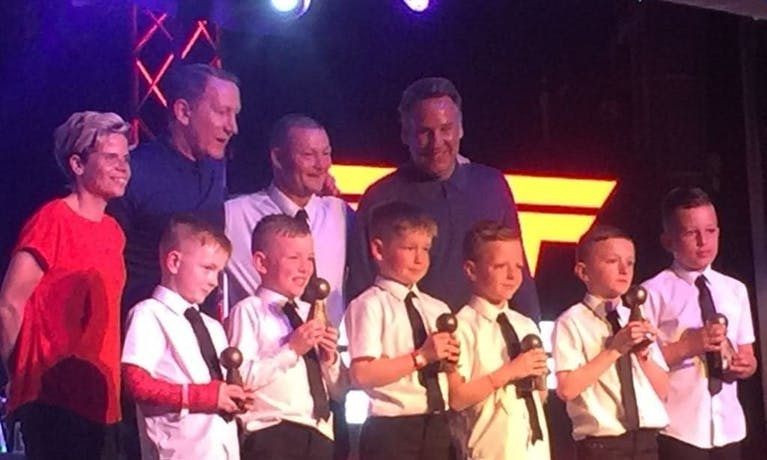Grangetown boys club