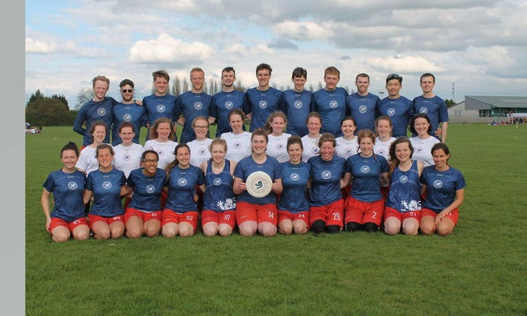 Newcastle University Ultimate Frisbee