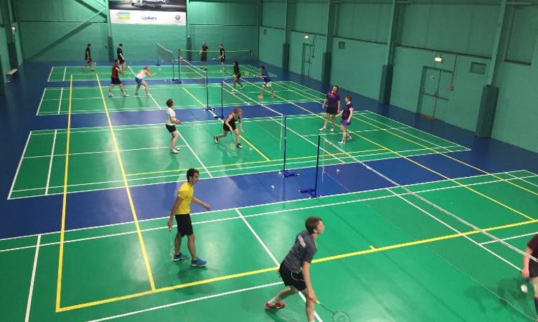 Elmfield Badminton Club