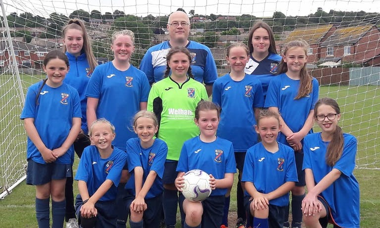 Skelton United Lionesses