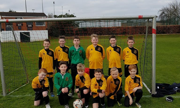 Norton & Stockton Ancients U11 Ambers