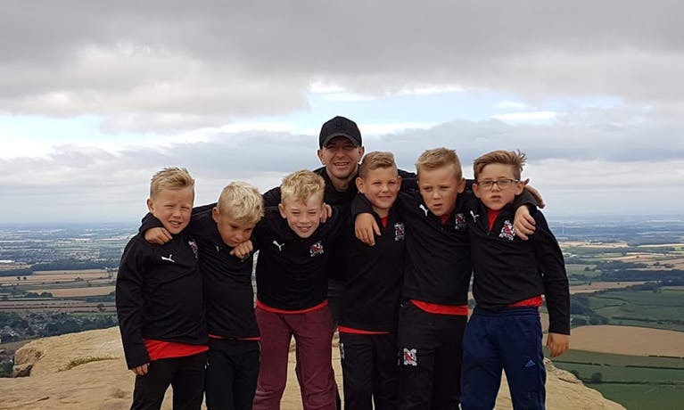 Darlington Quakers u9s