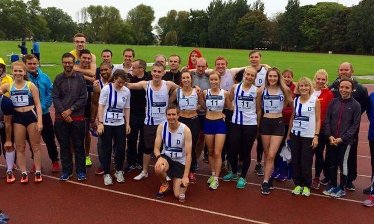 Darlington Harriers & Athletics Club
