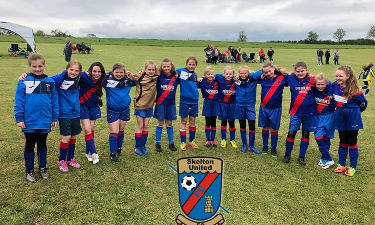 Skelton United Under 10/12 Girls