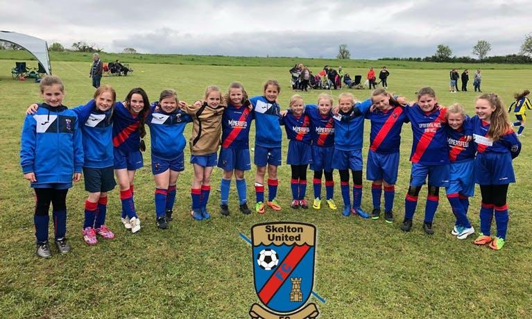 Skelton United Under 10/12 Girls