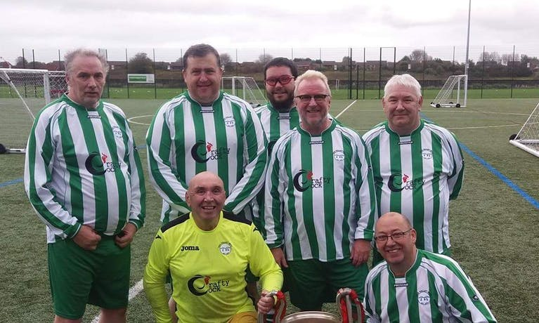 Tees Valley Walking Football Club