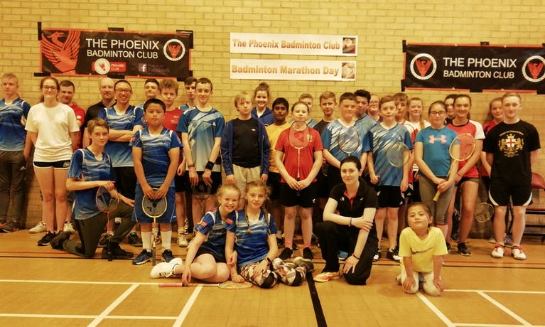 Phoenix Junior Badminton Club