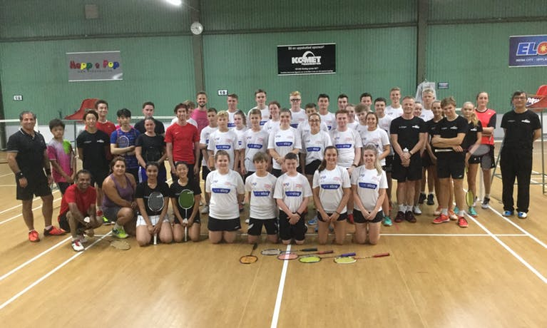 Hummersknott Badminton Club