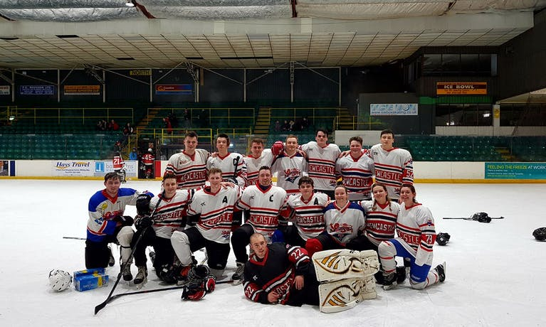 Newcastle University Ice Hockey Club