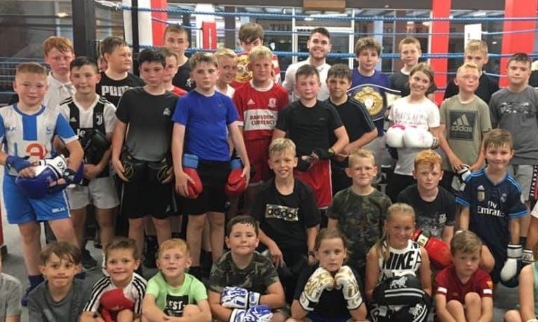 Billingham Boxing Club