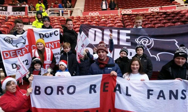 Boro Real Fans Believe in Dreams