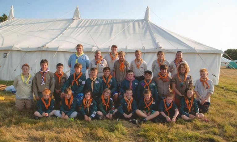 82nd Newcastle Scout Group