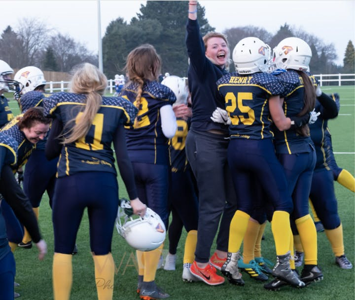 Teesside Steelers Women's American Football Club