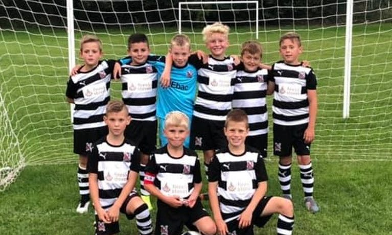 Darlington Youth Quakers u10s