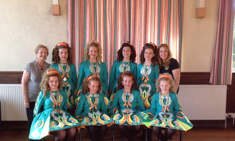 Robson Academy of Irish Dancing
