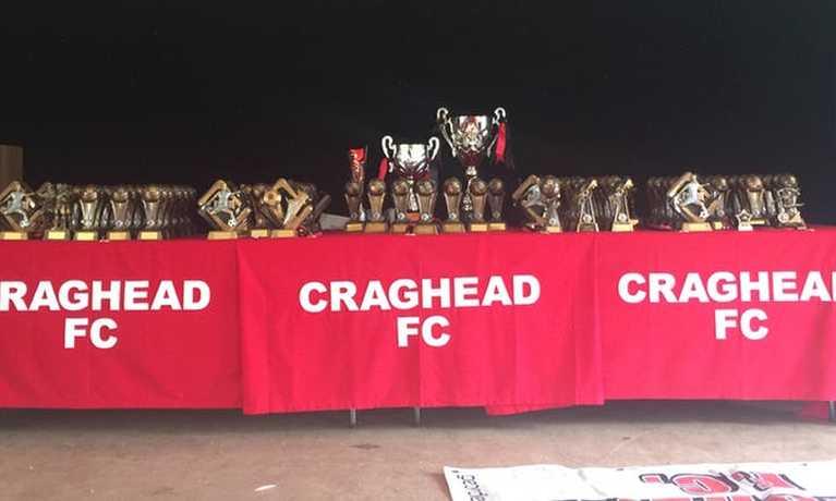 Craghead FC Under 9's