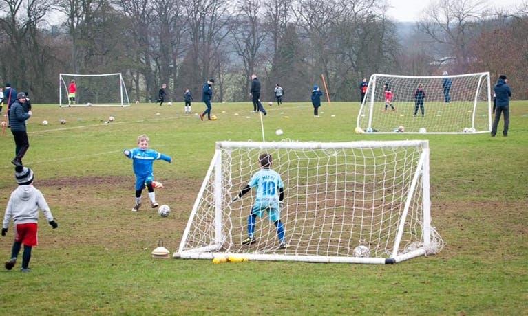 Wynyard Soccer Skills