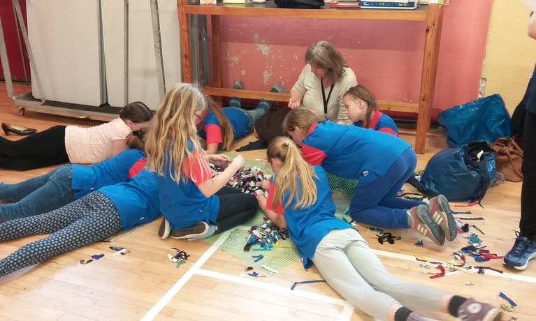 Girlguiding Middlesbrough