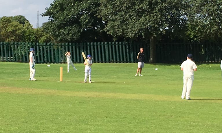 Felling Cricket Club Junior Academy