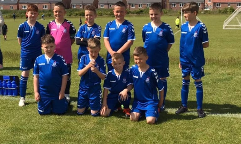 Jarrow Cobras Football Club