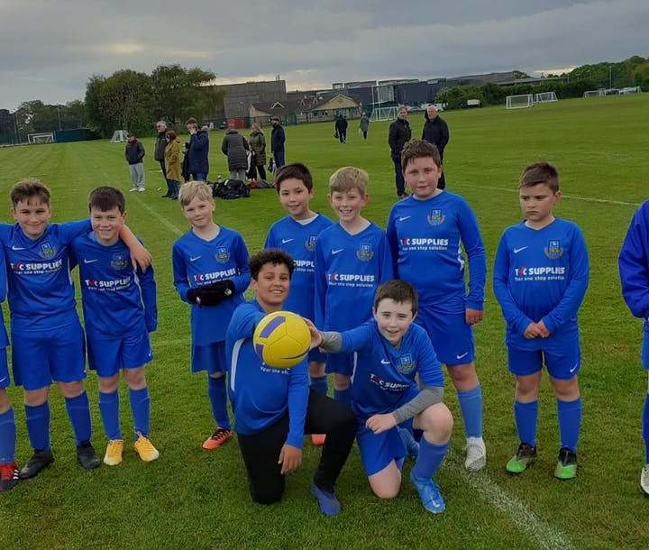 Eaglescliffe Elementis Junior Football Club – Under 11 Blues